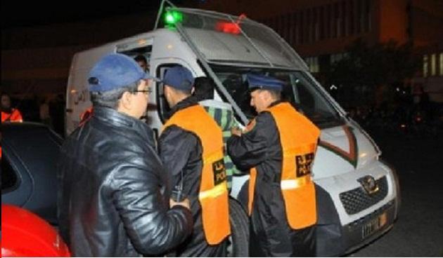 مراكش.. اعتقال طالبين عسكريين لإخلالهما بالنظام العام والعربدة