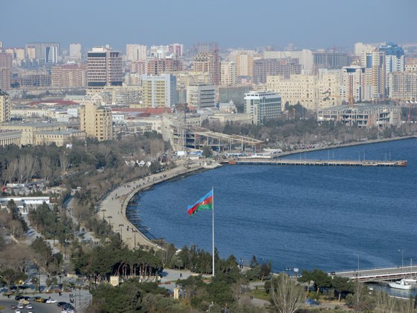 Baku, Capital do Azerbaijão