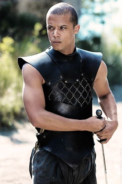 Game Of Thrones Grey Worm Of The Unsullied