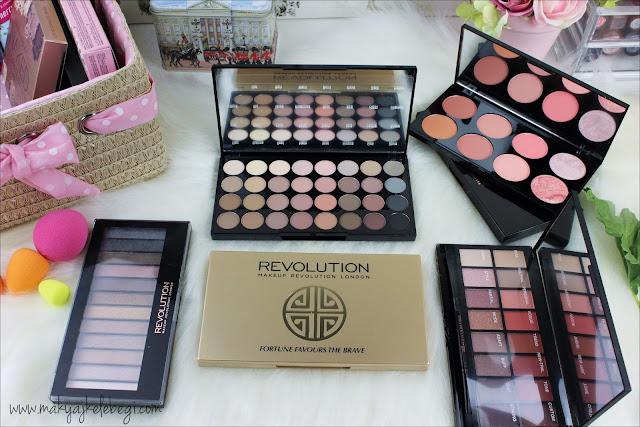 Makeup Revolution Alışverişi