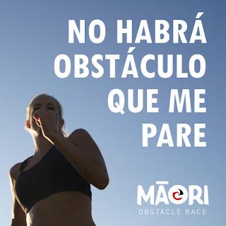 frases motivacion maori race carrera obstaculos obstacle ocr