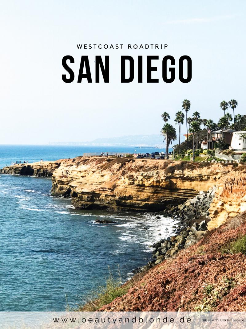 Westcoast USA Roadtrip San Diego