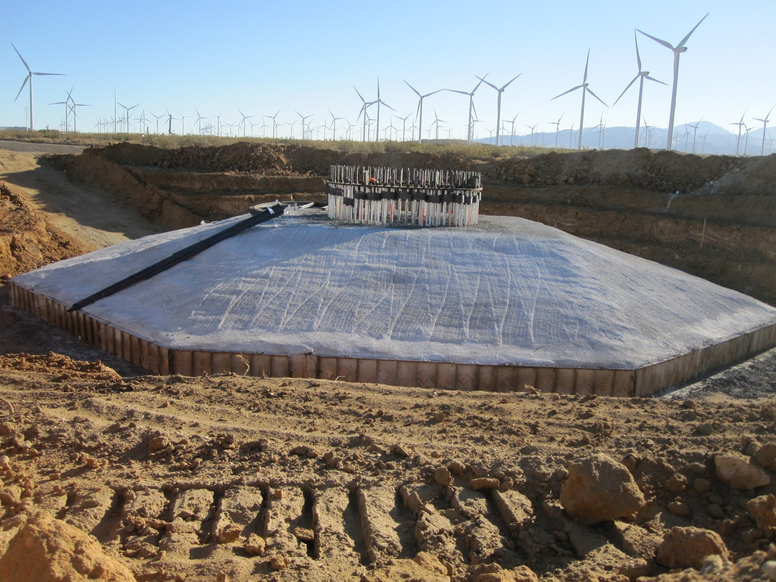 Massive Wind Project Continues To Consume Mojave