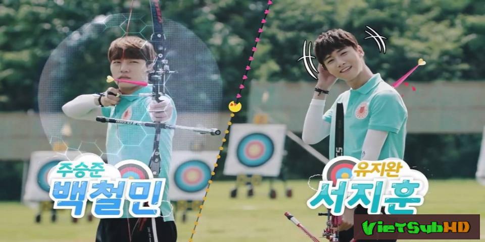 Phim Quyết chiến! Câu lạc bộ bắn cung Tập 3/12 VietSub HD | Matching! Boys Archery Club 2016