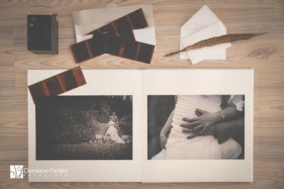 album fotografico matrimonio damiano fantini