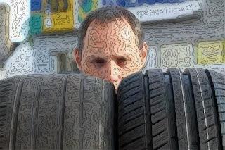 cara jitu membuat ban mobil tahan lama