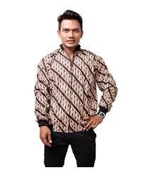 model batik pria gaul Terbaru