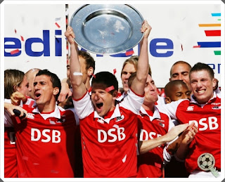 AZ Eredivisie 2008-09