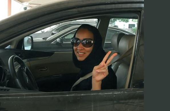 Manal al-Sharif, Pelopor Kampanye Mengemudi Perempuan Saudi