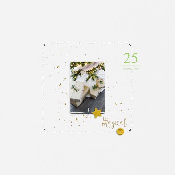 magical © sylvia • sro 2017 • dunia designs • 25 days