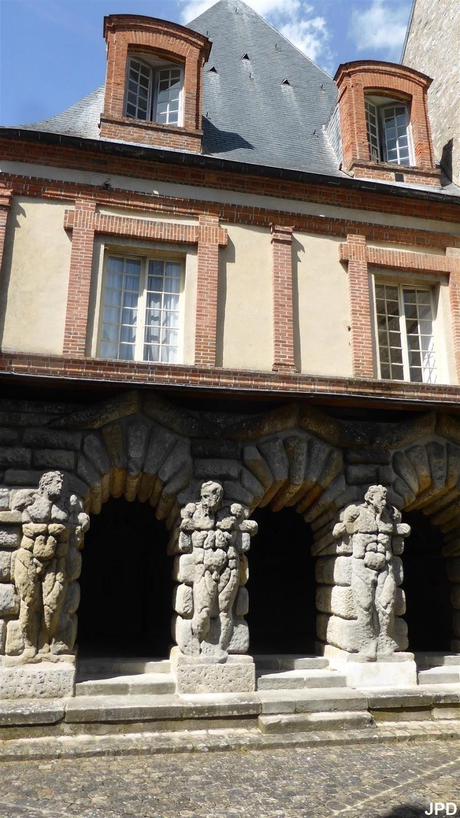 Paris bise art ch teau de fontainebleau 11 le jardin - Jardin d ulysse uk ...