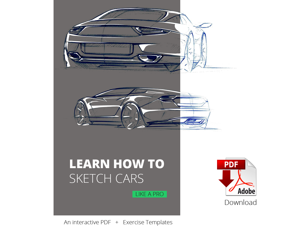 https://www.kickstarter.com/projects/bucarsadesign/learn-how-to-sketch-cars-like-a-pro