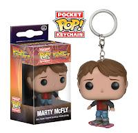 Popcket Pop! Keychain Marty McFly