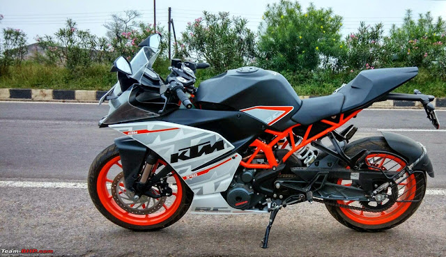 KTM RC 390 HD Wallpapers, Images And Photos Free Download ❤