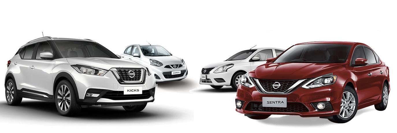 Japan Veículos reserva ofertas especiais de Natal para a linha Nissan 2017