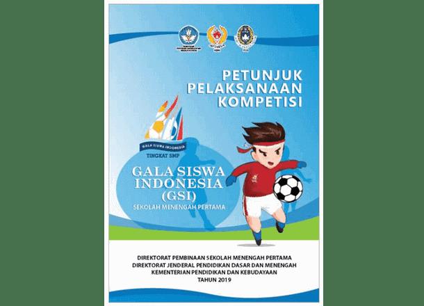 Juklak Kompetisi GSI (Gala Siswa Indonesia) SMP 2019