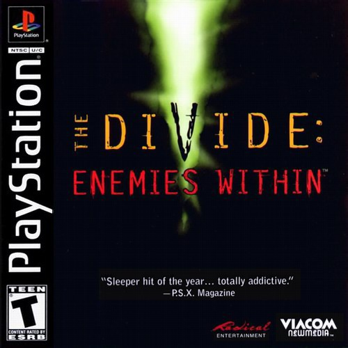 The Divide Enemies Within - PS1 - ISOs Download