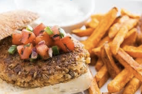Fort Lauderdale Personal Chef - Freekah Vegan Burgers and Balls Recipe