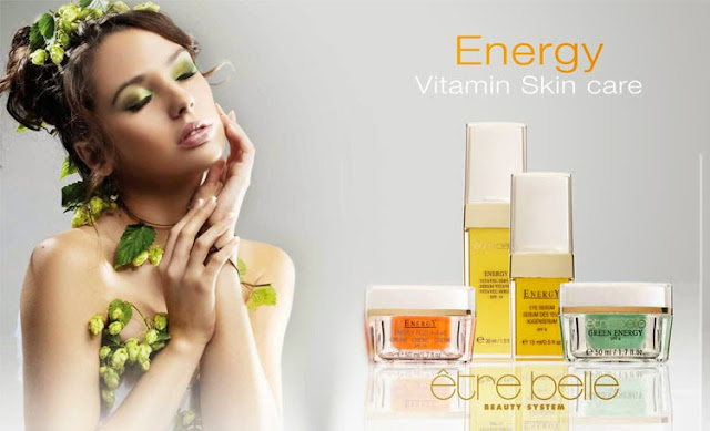 energy vitamin etre belle
