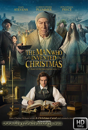 The Man Who Invented Christmas 1080p