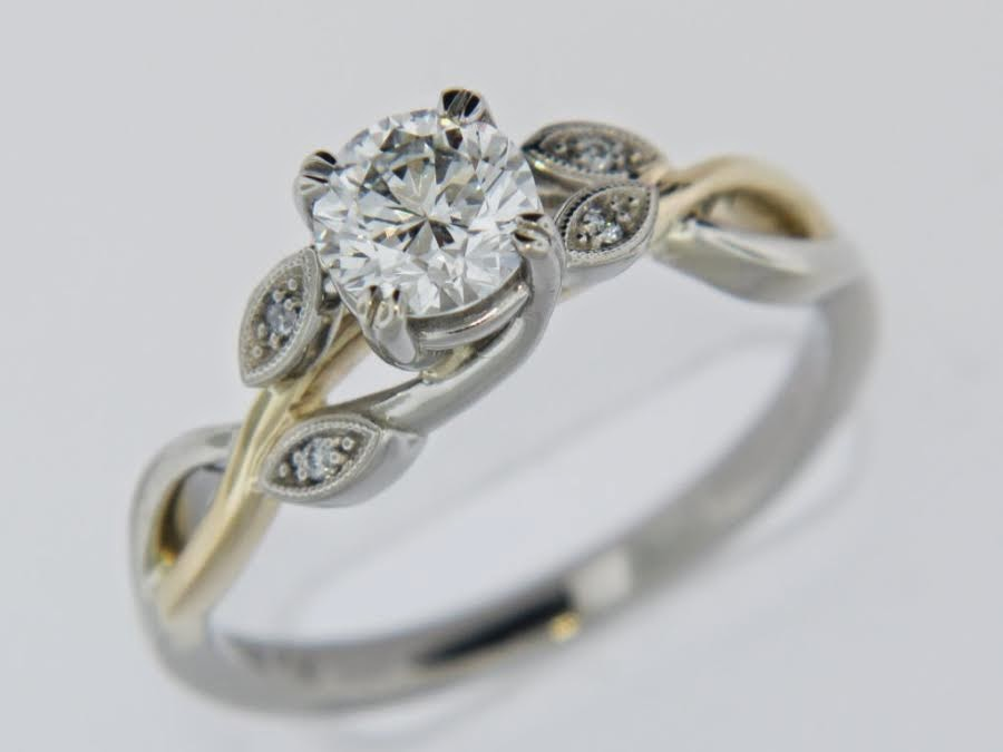 My Engagement Ring By Britton Diamonds