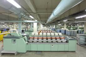 Textile Processing House in India