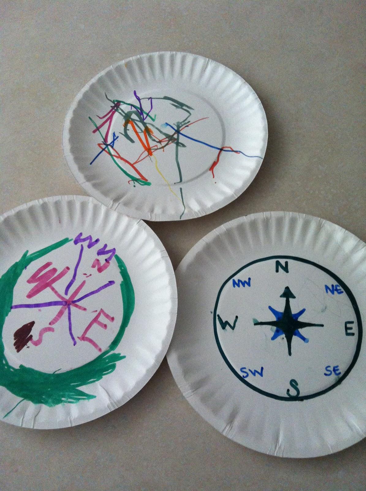 Handmade By Cj Preschool Pirate Projects