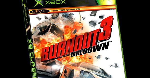 Burnout 3 takedown xbox iso download | Burnout 3 Takedown