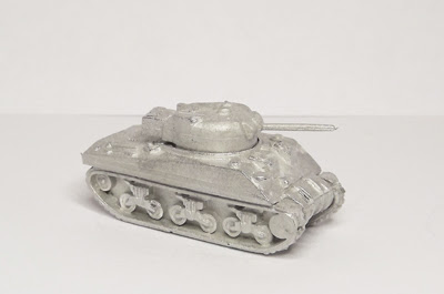 BR34    M4A2 Sherman III, 75mm with turret box