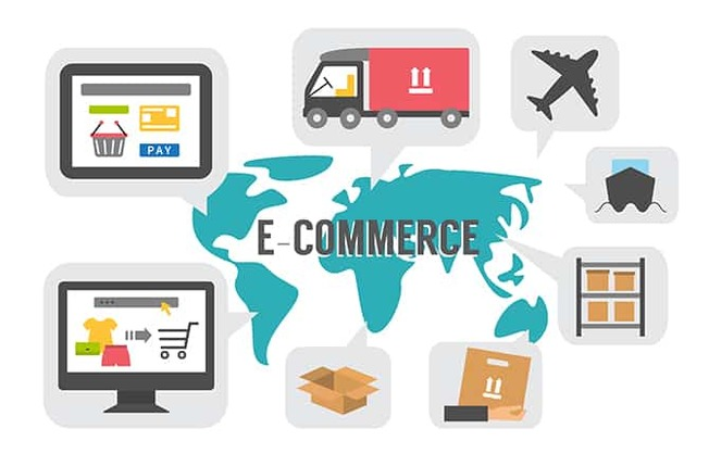 Trade versus electronic commerce: the 10 key points to be analyzed