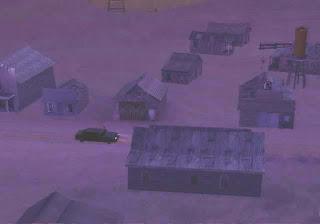 Kota hantu di gta