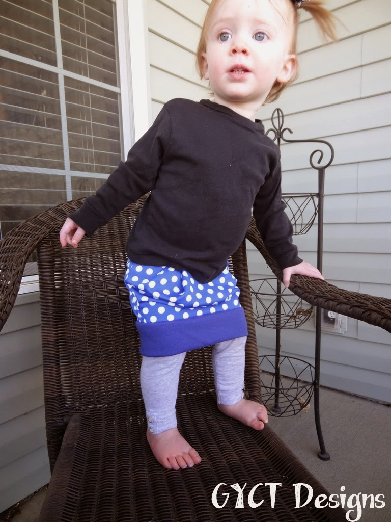 Rose's Skirt Review from Filles a Maman by GYCT