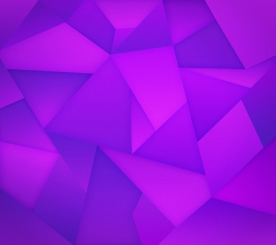 Purple Nexus Triangles Wallpaper Full HD