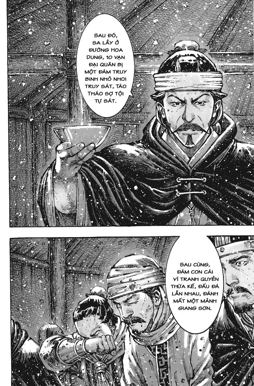 Hỏa phụng liêu nguyên Chương 441: Kiêu hùng trung thần [Remake] trang 20