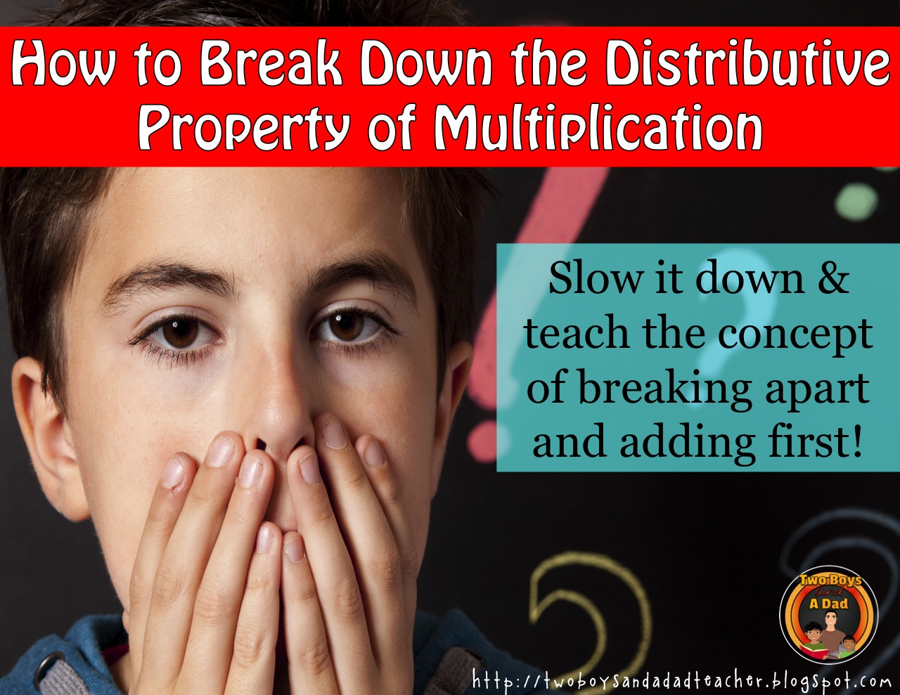 Slow down to teach the concept