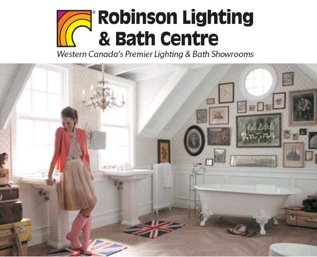 Robinson Lighting Bath Centre Canada Ads Online
