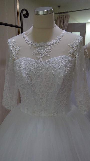 Платье невесты - свадебное платье