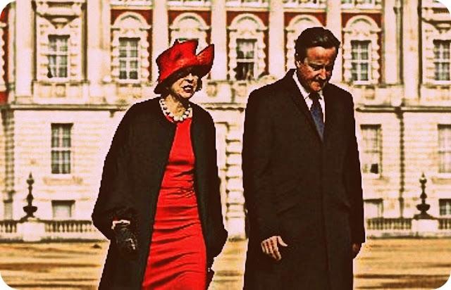 Theresia May Akan Teruskan Warisan Sejati David Cameron