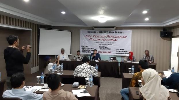 Pengamat: Jika Prabowo Menang, Petahana Berpotensi Cari Celah Batalkan Pemilu 2019
