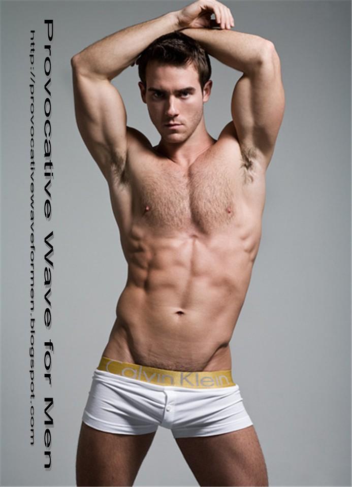 Provocative Wave for Men: Dan Osborne naked