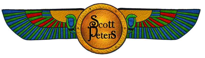 SCOTT PETERS BOOKS