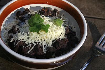 Black Beans and Rice {Vegetarian} 3