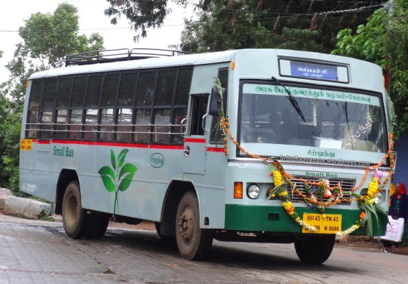 சென்னை மாநகரில் கூடுதலாக 100 மினி பஸ் இயக்கப்படும்