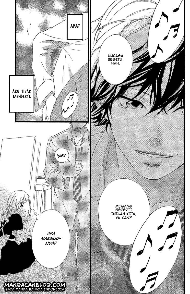Ao Haru Ride Chapter 18-43