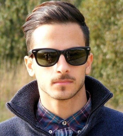 Cortes de pelo para jovenes con lentes
