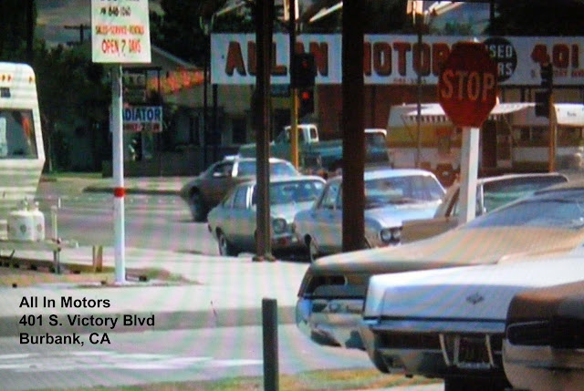 Subaru South Blvd >> The Rockford Files: The Rockford Files - Episode: Gearjammers Parts I & II - All In Motors, Ross ...
