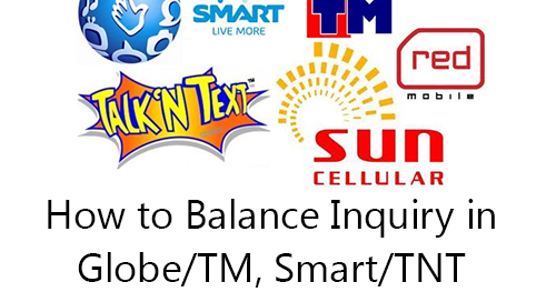 4d2ab5c125 How To Balance Inquiry in Globe