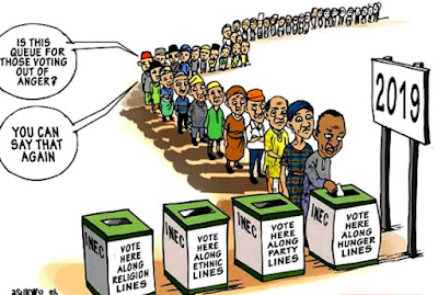 2019 nigerian general elections