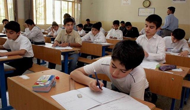 ذي قار تؤجل امتحانات نصف السنة للصفوف الغير المنتهية.