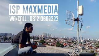 ISP Wireless Cover Area Tangsel Dan Sekitarnya    081213602323